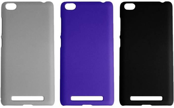 Bacchus Back Cover for Xiaomi Redmi 3