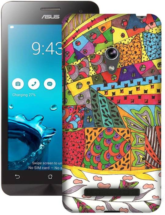 AmerakiDesignHouse Back Cover for Asus Zenfone 5 A500CG