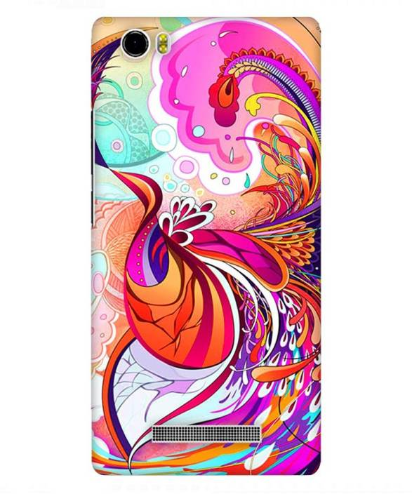 Fasheen Back Cover for Lava Iris X10