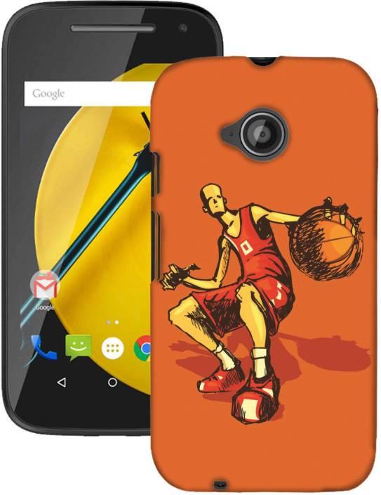 AmerakiDesignHouse Back Cover for Motorola Moto E (2nd Gen) 4G