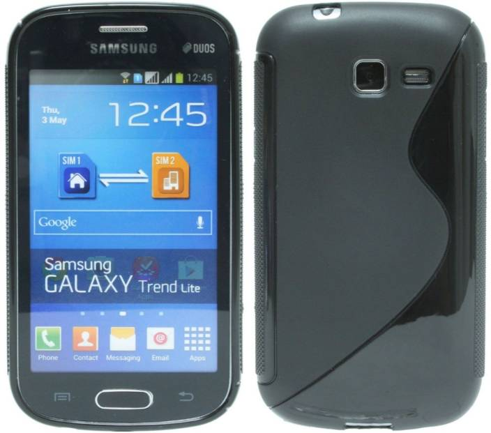 S-Softline Back Cover for Samsung Galaxy Trend Lite S7392