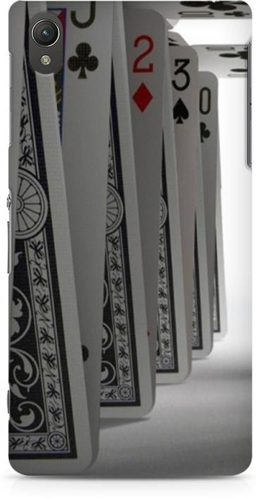 AMEZ Back Cover for Sony Xperia Z2 D6502