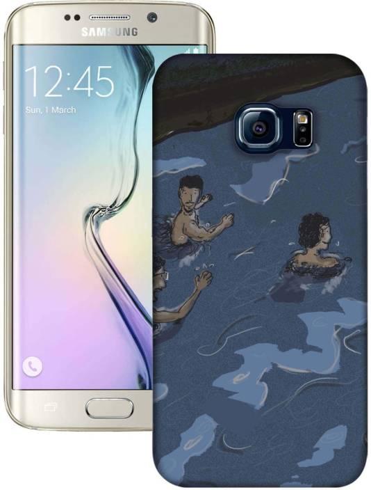 AmerakiDesignHouse Back Cover for Samsung Galaxy S6 Edge SM-G925I