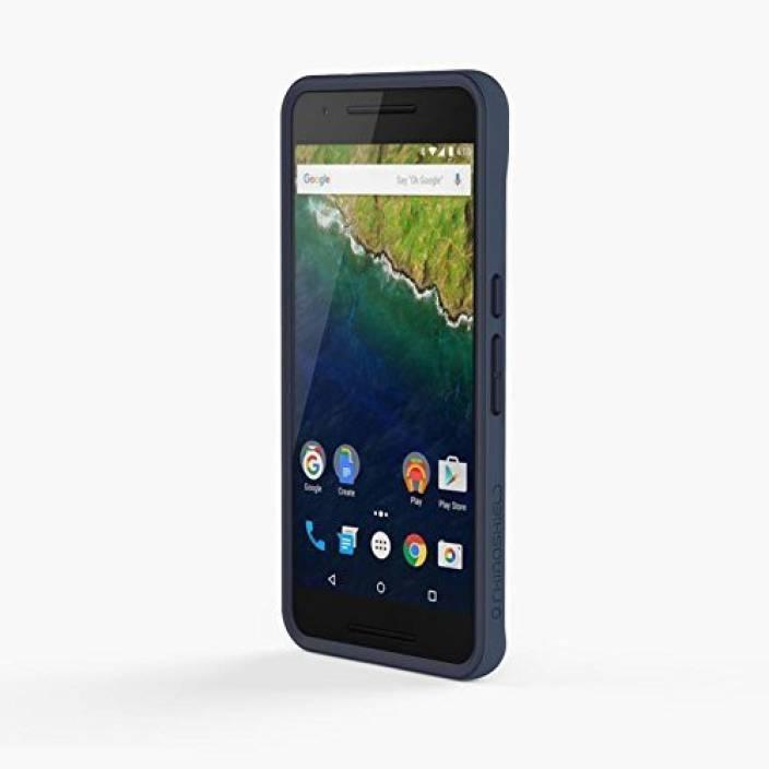low priced bd205 93bf1 Rhino Shield Back Cover for Nexus 6p Case - RhinoShield CrashGuard ...