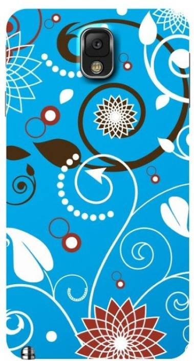 Blink Ideas Back Cover for Samsung Galaxy Note 3 Lite