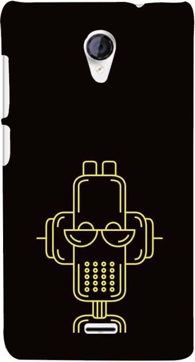 Mobile Makeup Back Cover for Micromax Canvas Unite 2 A106
