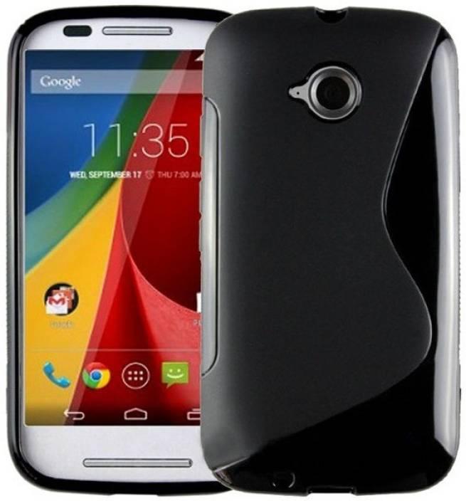 buy popular 81e17 77fdb Smartchoice Back Cover for Motorola Moto E (2nd Gen) 4G