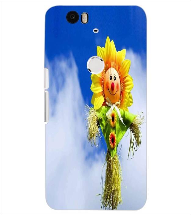 Printswag Back Cover for Huawei Nexus 6P