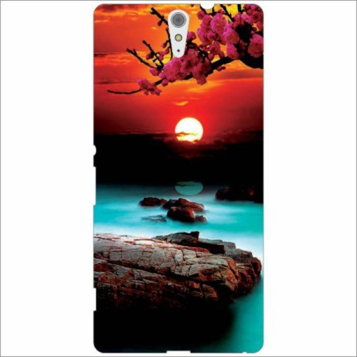 Via Flowers Llp Back Cover for Sony Xperia C5 Ultra