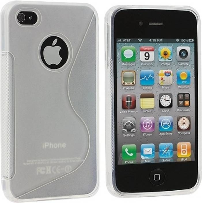more photos 4ec92 e5a0a Stylish Back Cover for Apple iPhone 4S - Stylish : Flipkart.com