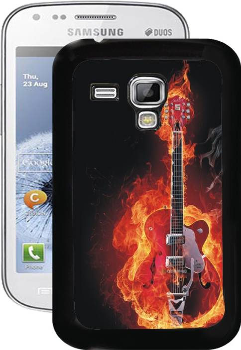 FUSON Back Cover for Samsung Galaxy S Duos 2