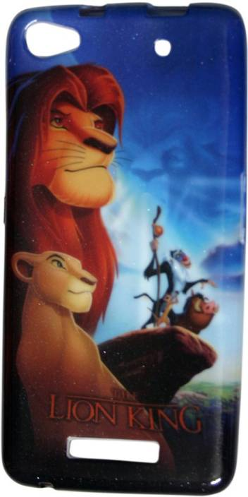 BKDT Marketing Back Cover for Micromax Canvas Hue 2 A316