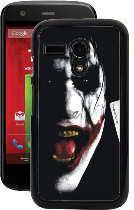 Fuson Back Cover for Motorola Moto G XT1032