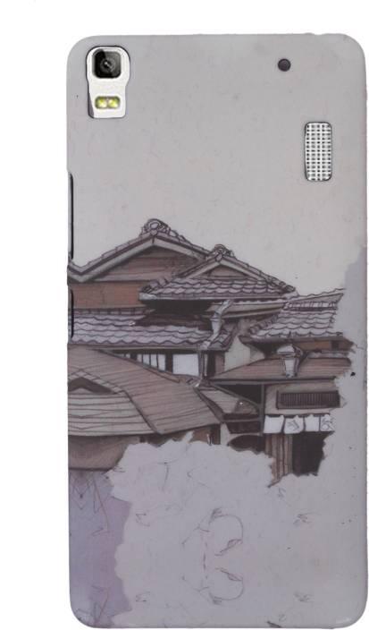 Citydreamz Back Cover for Lenovo K3 Note