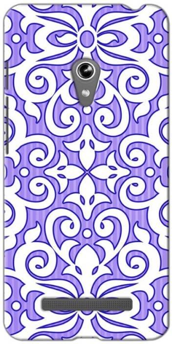 Blink Ideas Back Cover for Asus Zenfone 6