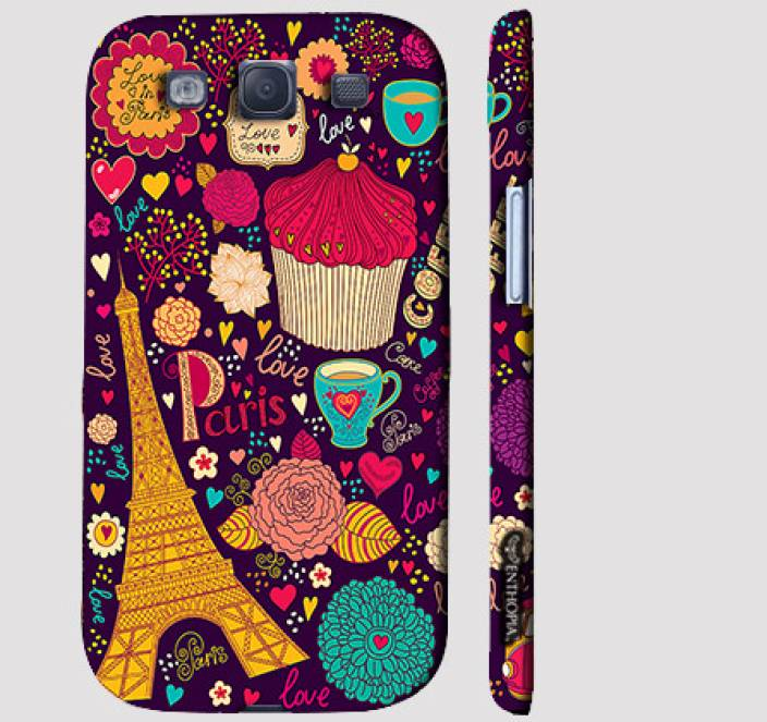 Enthopia Back Cover for Samsung S3, S3 Neo