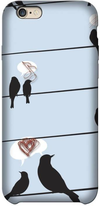 Blink Ideas Back Cover for Apple iPhone 6s Plus