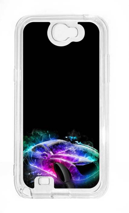 Anger Beast Back Cover for SAMSUNG Galaxy Note 2