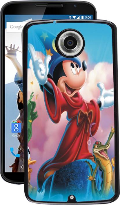 FUSON Back Cover for Motorola Nexus 6, Motorola Google Nexus 6 XT1103