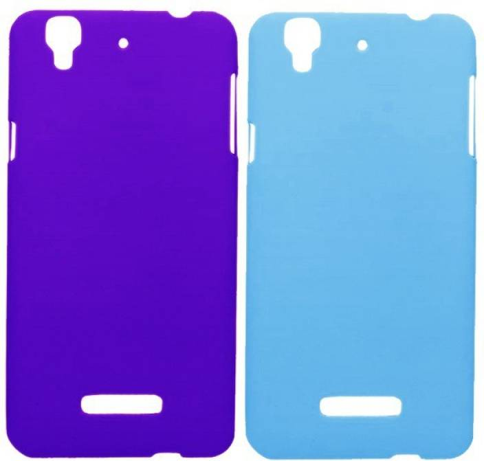 Bacchus Back Cover for Micromax Yureka