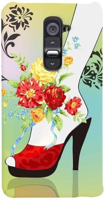 Mobile Makeup Back Cover for LG G2, LG G2 D800 D980
