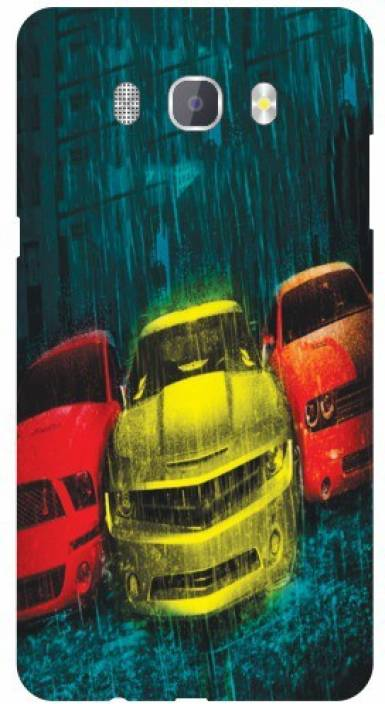 Printland Back Cover for Samsung Galaxy J7 - 6 (New 2016 Edition)