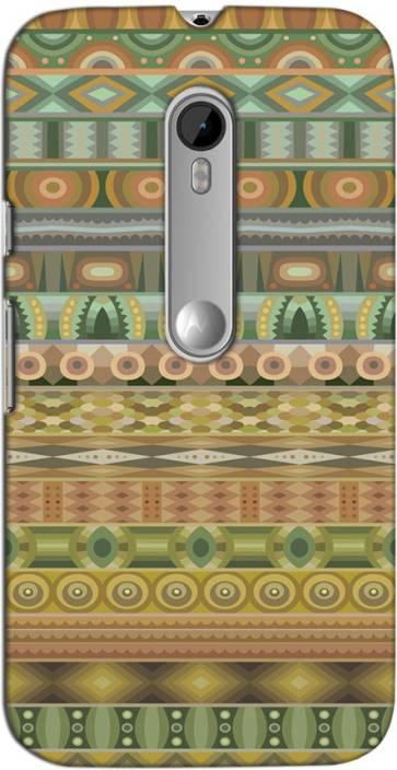 Blink Ideas Back Cover for Motorola Moto X Style