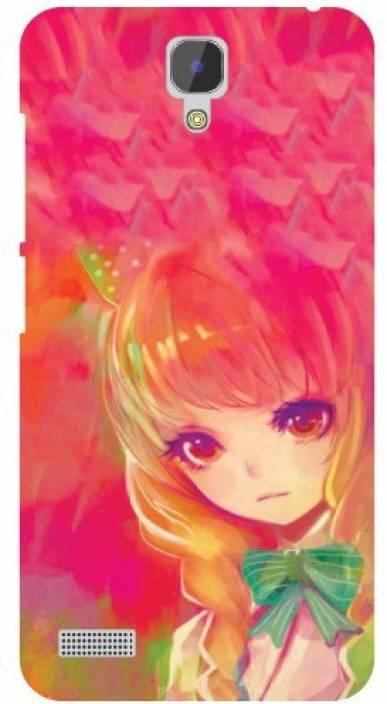 Printland Back Cover for Redmi Note Prime