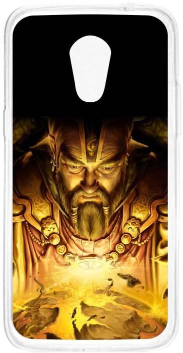 Anger Beast Back Cover for Motorola Moto G (2nd Generation)