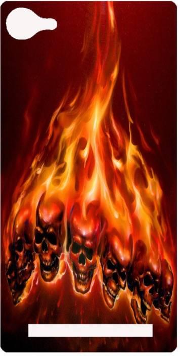 Amagav Back Cover for Lava X17 4G