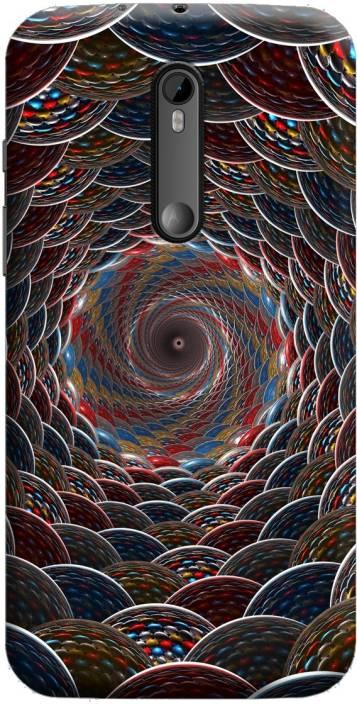 EPICCASE Back Cover for Motorola Moto G3