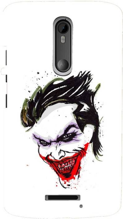 Mobile Makeup Back Cover for Motorola Moto X (3rd Gen)