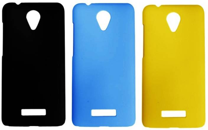 Bacchus Back Cover for Micromax Canvas Spark Q380