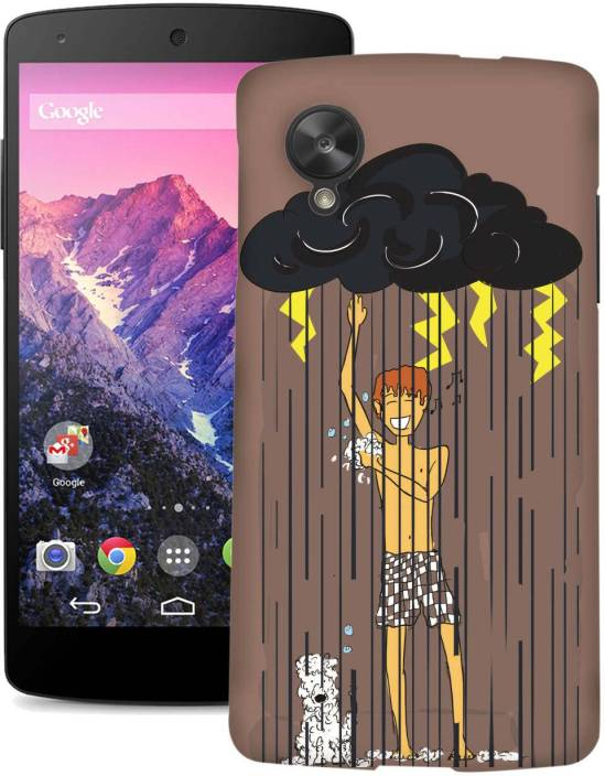 AmerakiDesignHouse Back Cover for LG Google Nexus 5