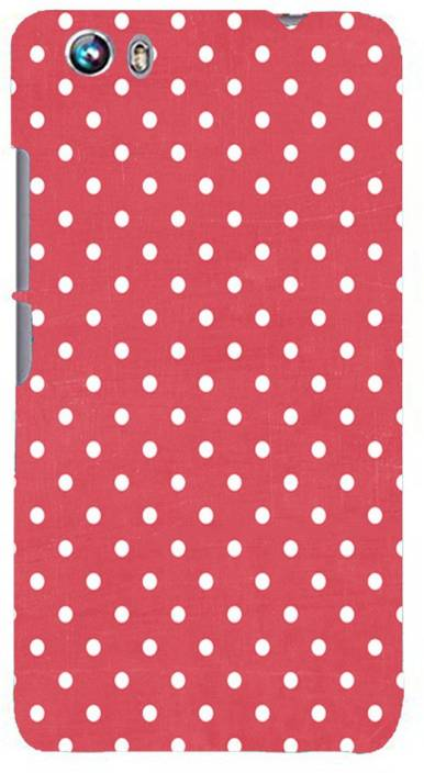 GoTrendy Back Cover for Mircomax Fire 4 A107