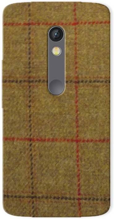 Kartuce Back Cover for Motorola Moto X Play