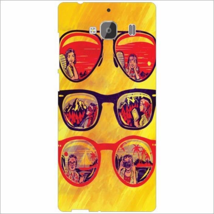 Printland Back Cover for Mi Redmi 2 Prime
