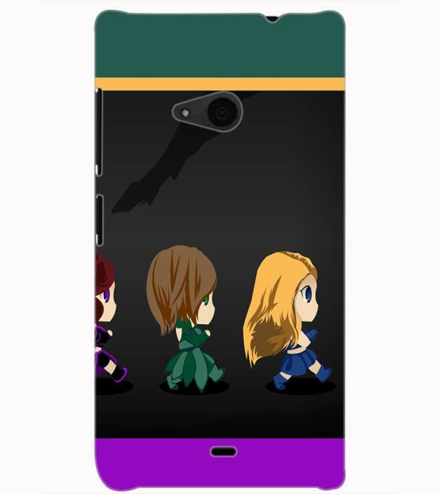 Farrow Back Cover for Microsoft Lumia 535