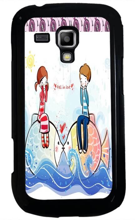Farrow Back Cover for Samsung Galaxy S Duos 2