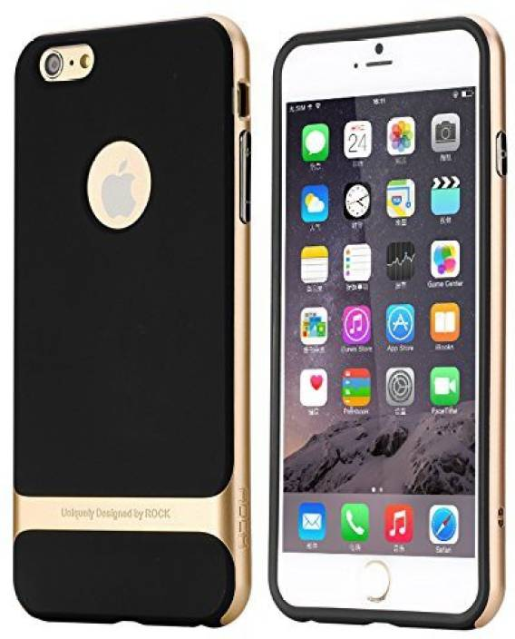 hot sale online 9546e 78e59 Rock Back Cover for Apple iPhone 6 Plus (5.5')