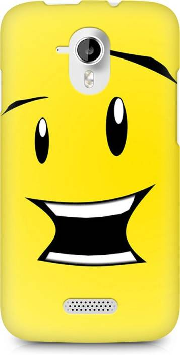 Amez Back Cover for Micromax Canvas HD (A116)