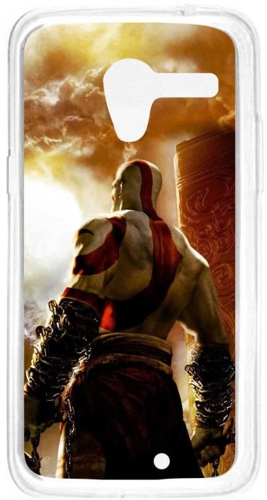 Anger Beast Back Cover for Motorola Moto X (1st Generation)