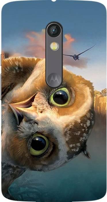Mybestow Back Cover for Motorola Moto X Play
