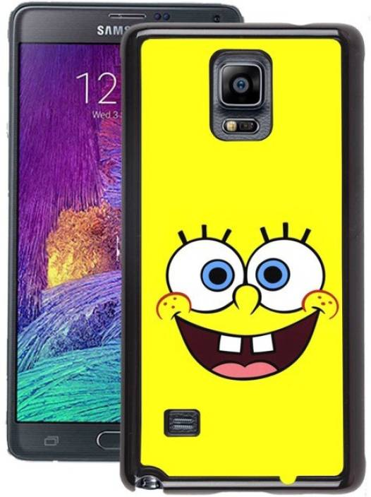 PrintRose Back Cover for SAMSUNG Galaxy Note 4