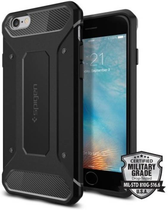 Spigen Back Cover for Apple iPhone 6, Apple iPhone 6S