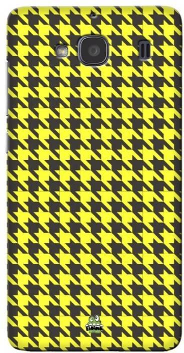Blink Ideas Back Cover for Mi Redmi 2 Prime