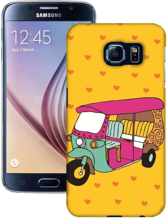 AmerakiDesignHouse Back Cover for Samsung Galaxy S6 SM-G920