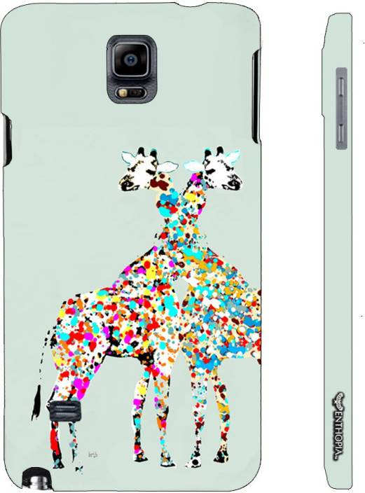 Enthopia Back Cover for SAMSUNG Galaxy Note 4
