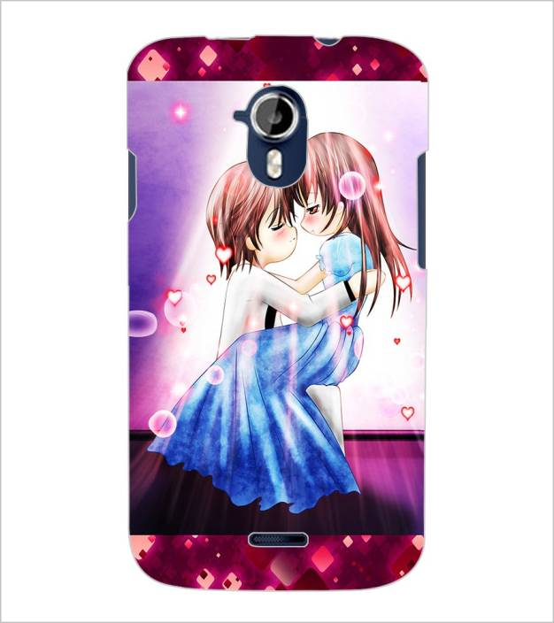 Farrow Back Cover for Micromax A117 Canvas Magnus