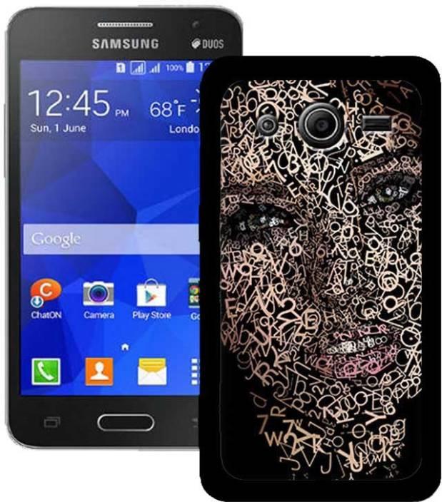 Zapcase Back Cover for SAMSUNG Galaxy Core 2